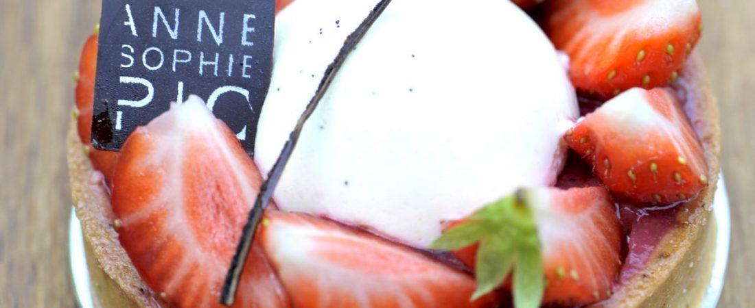 tartelette fraise_Virginie Lemesle