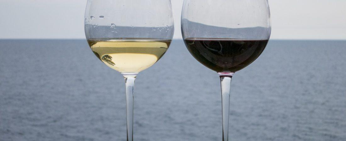 vin bord de mer